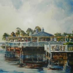 Dinner in the Keys - SOLD
